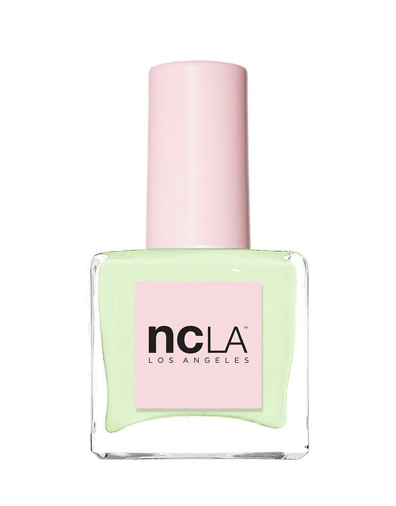 NCLA Nail Lacquer (AM Beauty Sleep. PM Shopping Spree)