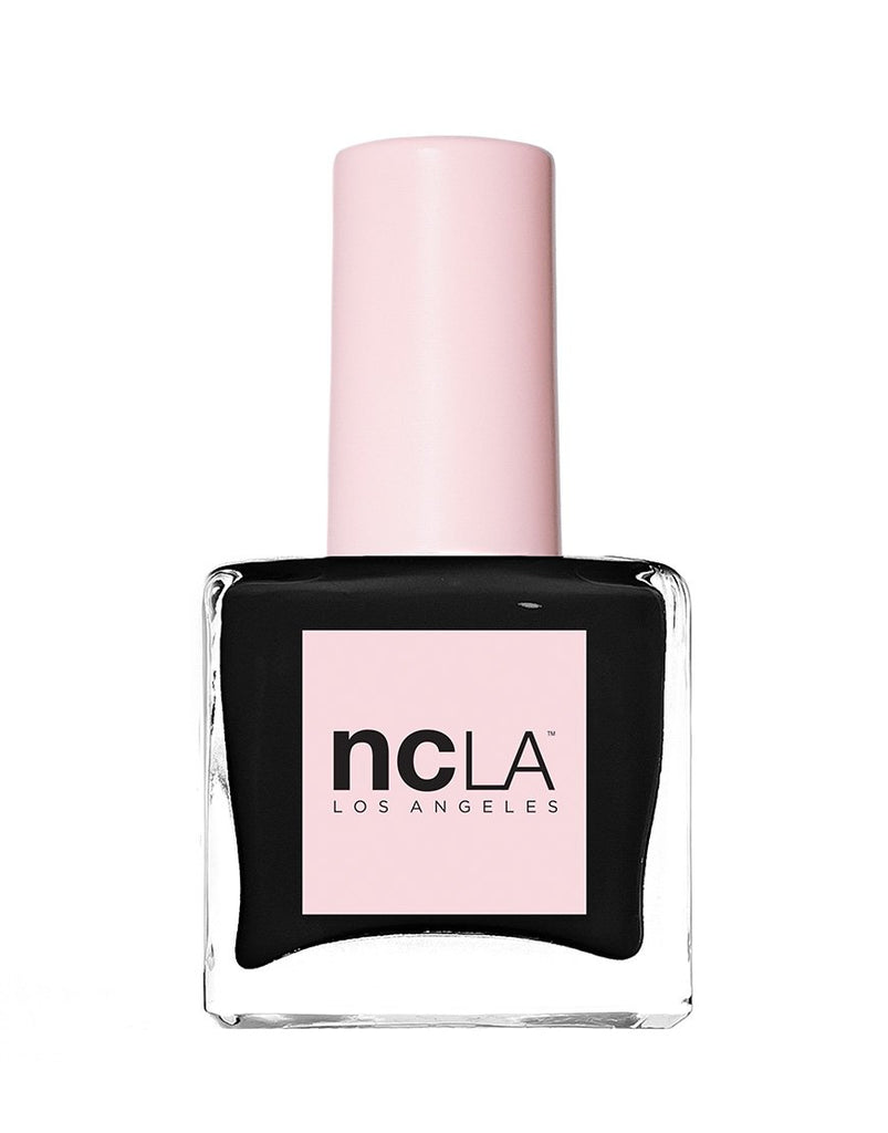 NCLA Nail Lacquer (Back To Black)