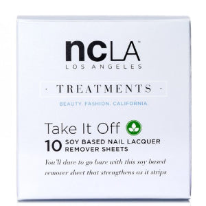 NCLA Nail Treatment (Take It Off)