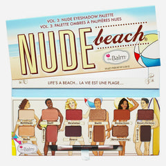 !The Balm Eyeshadow Palette (Nude Beach)