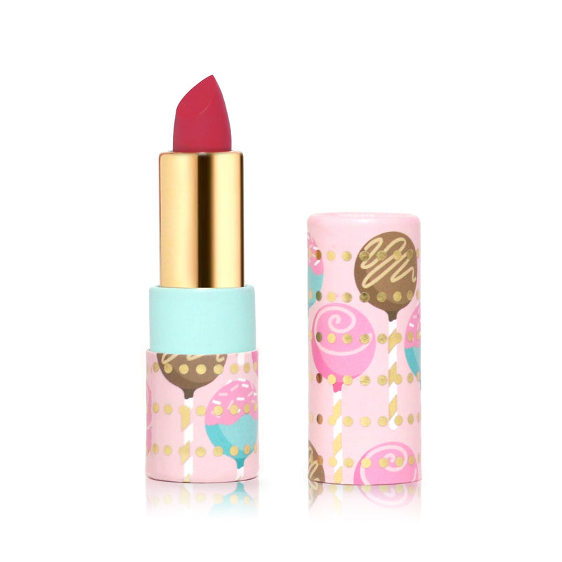 Beauty Bakerie-CAKE POP LIPPIES (Iced Raspberries)