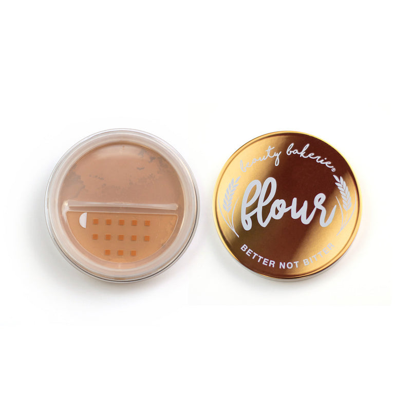 Beauty Bakerie- Almond Chestnut Flour setting powder