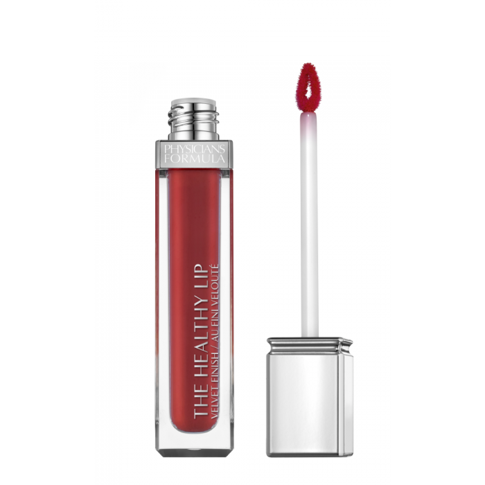 Physicians Formula Healthy Lip Velvet Liquid Lipstick (Red-storative Effects)