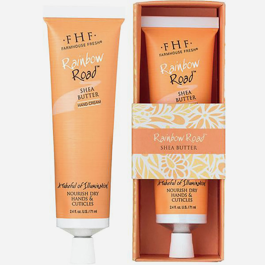 FHF Hand Cream (Rainbow Road Shea Butter)
