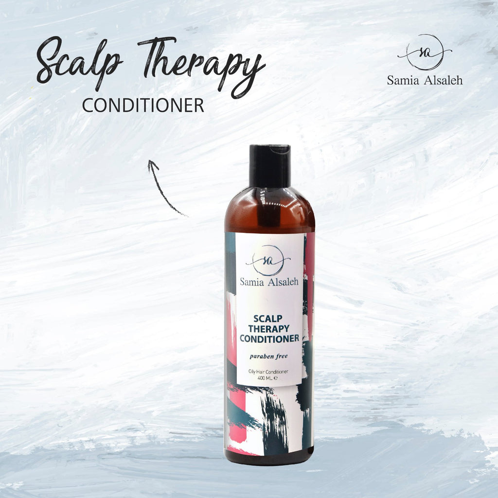 S.A By SAMIA Scalp Therapy Conditioner