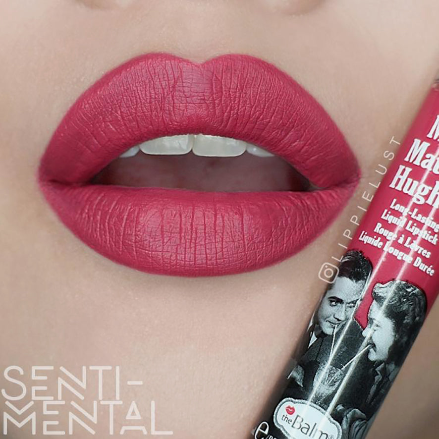 Meet Matt(e) Hughes Long-Lasting Liquid Lipstick (Sentimental)