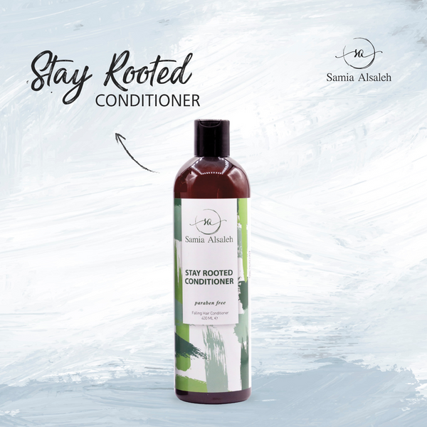 S.A By SAMIA Stay Rooted Conditioner إس آي باي سامية: بلسم ستاي رووتد