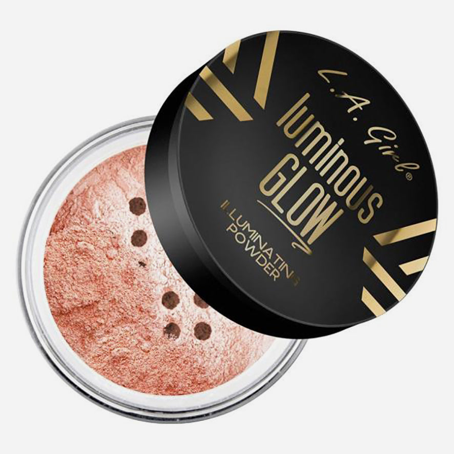 !L.A. Girl Luminous Glow Illuminating Powder  (Sunkissed)