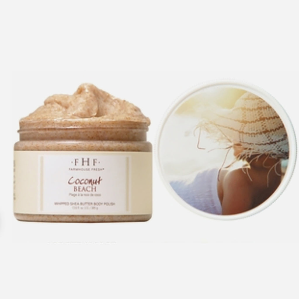 FHF Body Scrub (Coconut Beach)