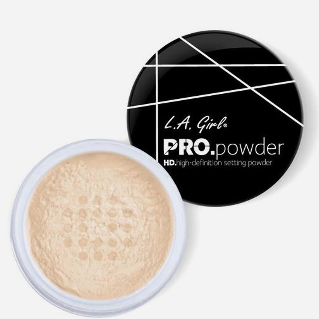 L.A. Girl HD PRO Setting Powder (Banana Yellow)