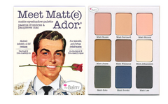 !The Balm Eyeshadow Palette (Meet Matte/ Ador.)