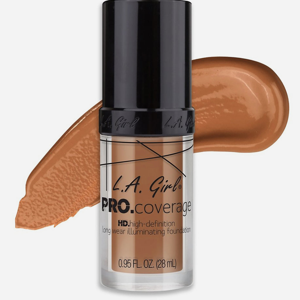 L.A. Girl Pro Coverage Illuminating Foundation (Sand)