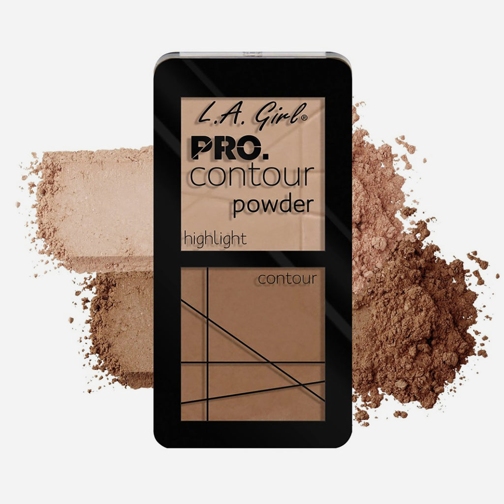 L.A. Girl PRO Contour Powder (Highlighter/ Bronzer)