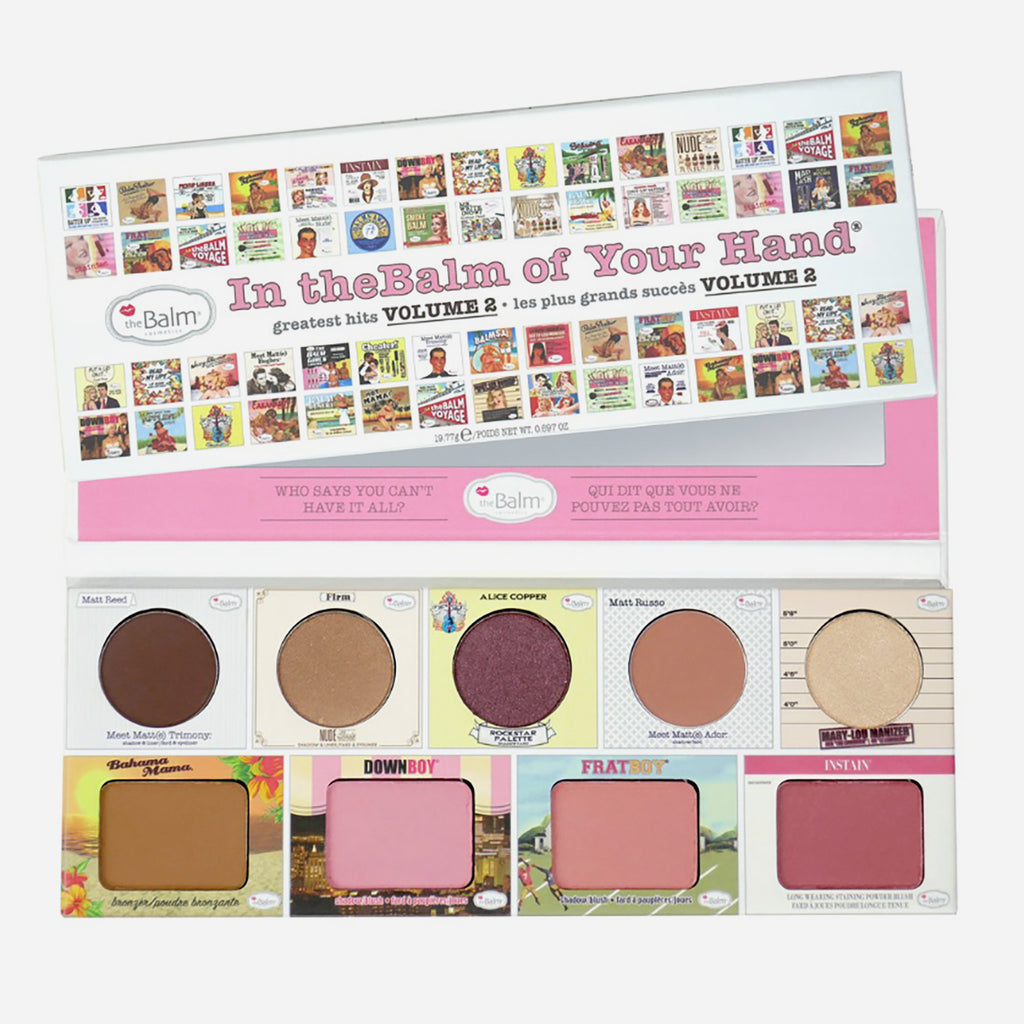 !TheBam In theBalm of Your Hand Vol. 2