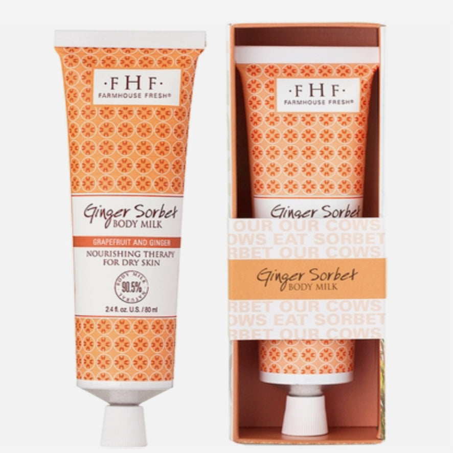 FHF Hand Lotion (Ginger Sorbet Body Milk)