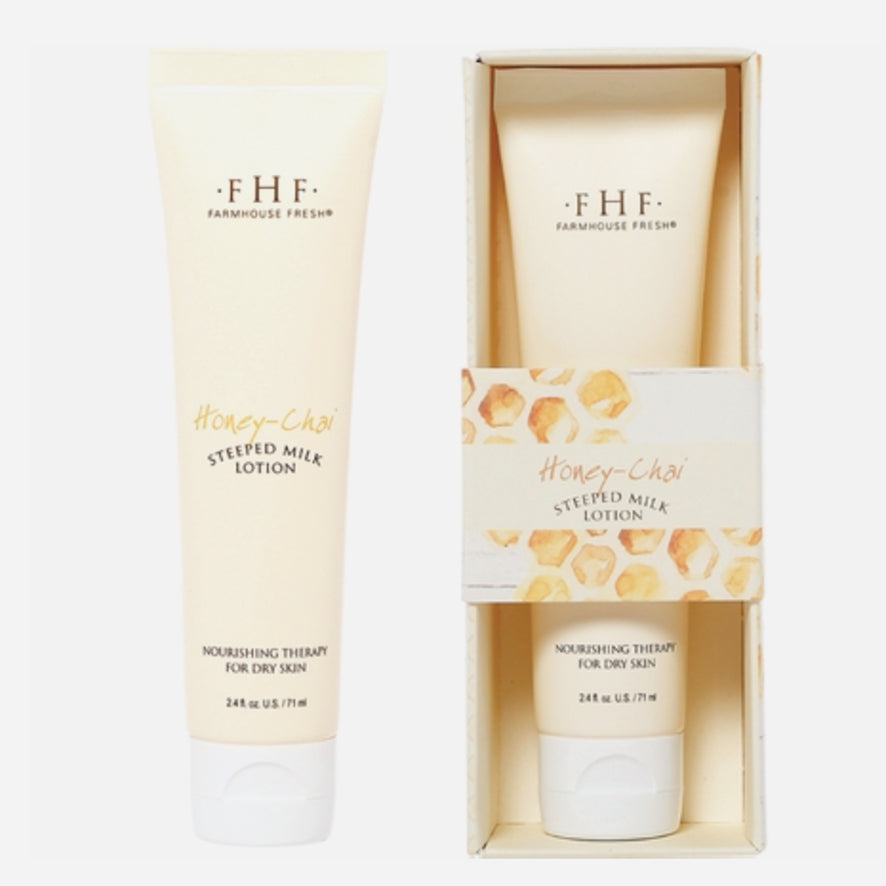 FHF Hand Lotion (Honey-Chai Steeped Milk)