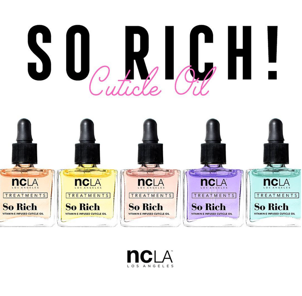 NCLA Nail Treatment So Rich (Lollipop Lollipop)