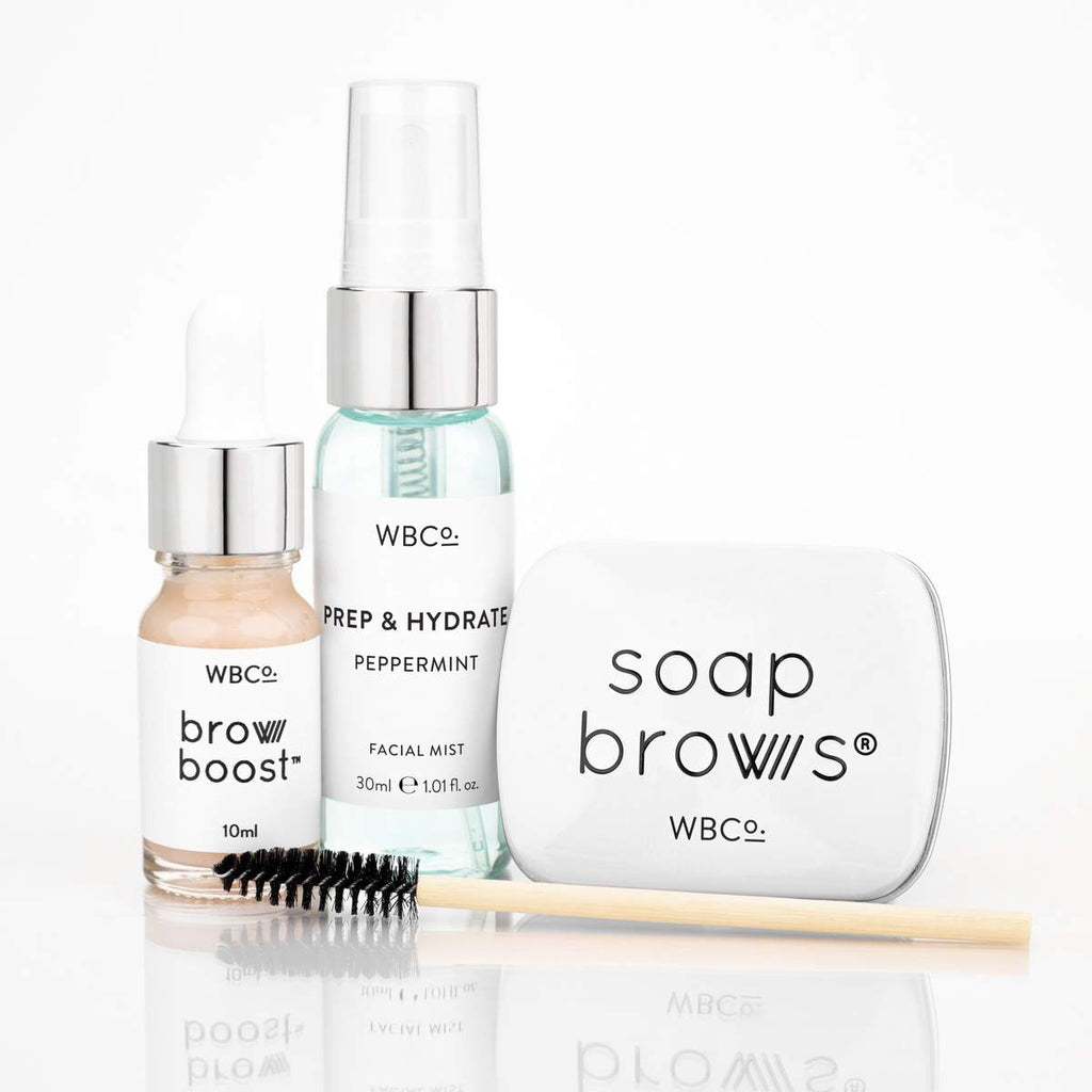 WBCo Brow Saver Kit (Peppermint)