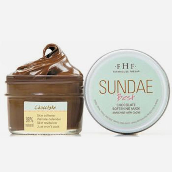 !FHF Face Mask (Sundae Best Chocolate Softening Mask)
