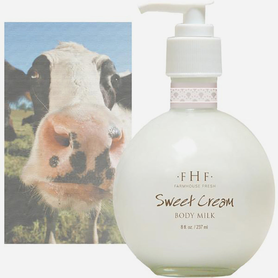 FHF Body Lotion (Sweet Cream Body Milk)
