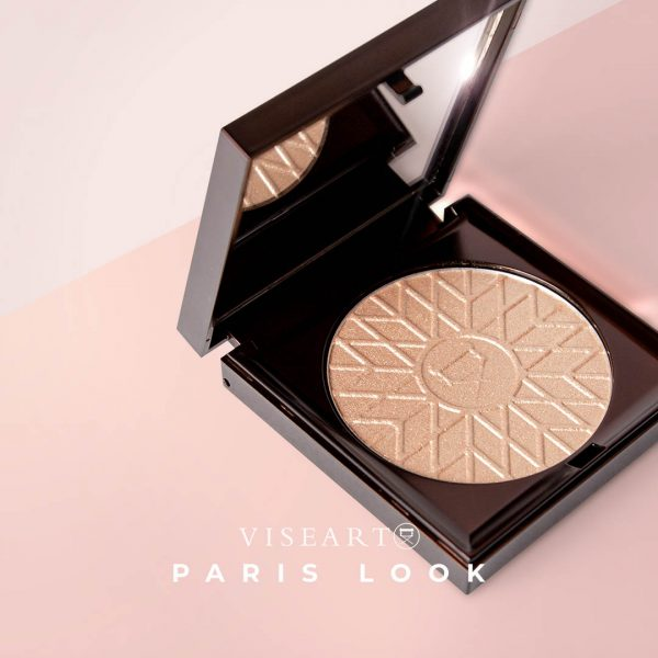 VISEART Glow Intense Highlighter (Pink Pearl) ڤايزارت: إضاءة غلو انتينس - بينك بيرل