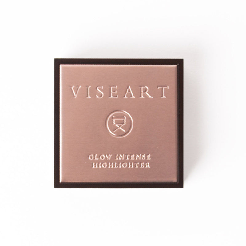 VISEART Glow Intense Highlighter (Amber Glaze) ڤايزارت: إضاءة غلو انتينس - آمبر غليز