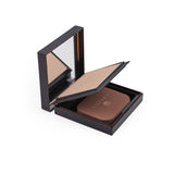 VISEART Sheer Velvet Pressed Powder (Caramel) ڤايزارت: بودرة مضغوطة شير فيلفت: كاراميل