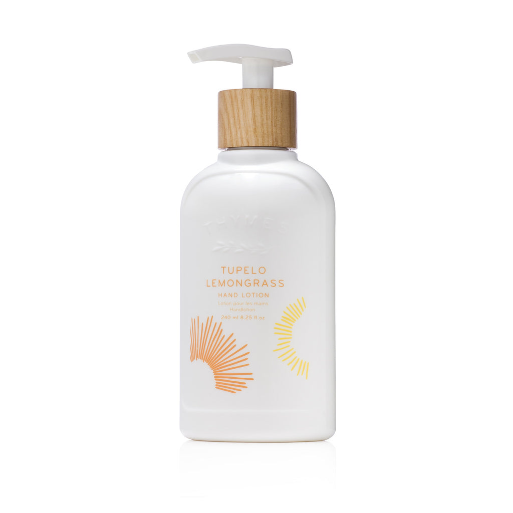 Thymes TUPELO LEMONGRASS Hand Lotion