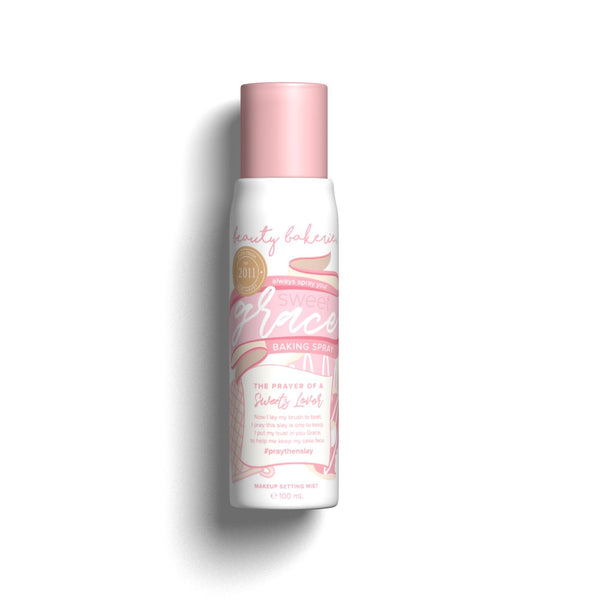 Beauty Bakerie- ALWAYS SPRAY YOUR GRACE setting spray