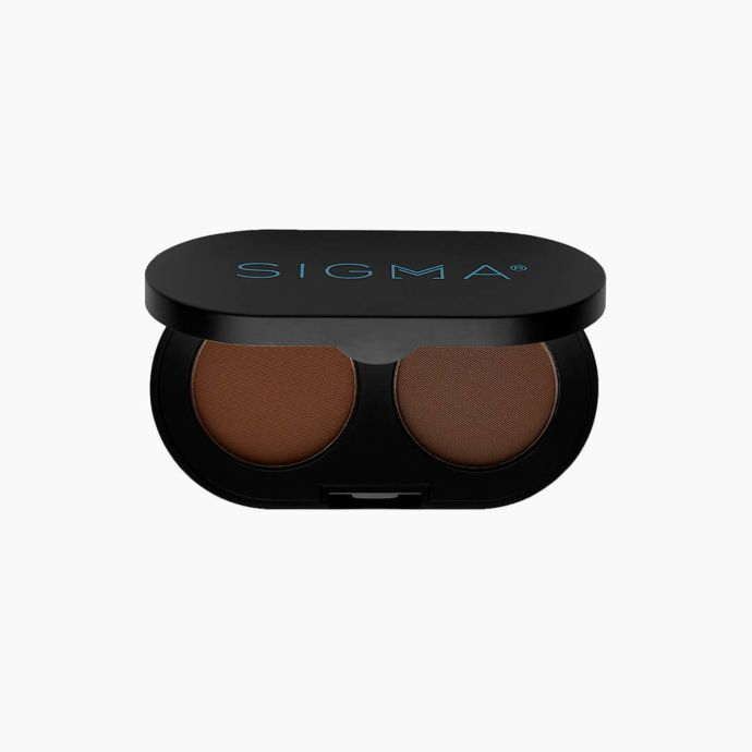 Sigma Color + Shade Brow Powder Duo (DARK)