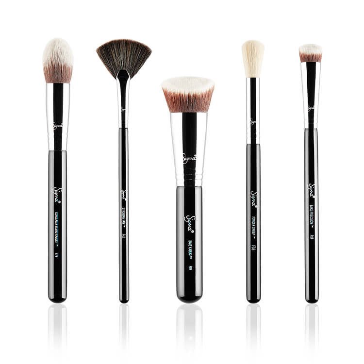 !Sigma Baking & Strobing Brush Set