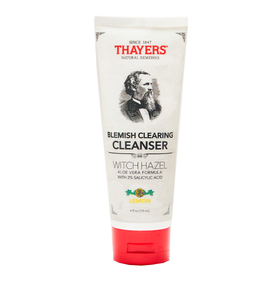 Thayers Blemish Clearing Cleanser ثايرز: غسول مصفي للحبوب