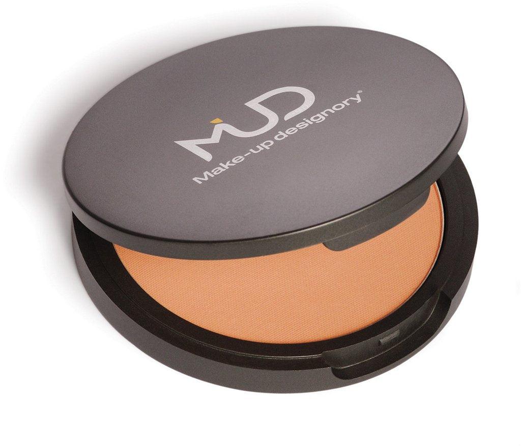 MUD Dual Finish Pressed Mineral Powder (DFM 1)