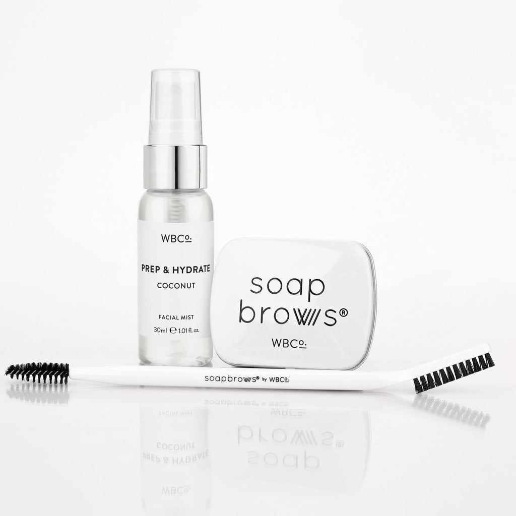 WBCo Brow Essentials Kit (Coconut)