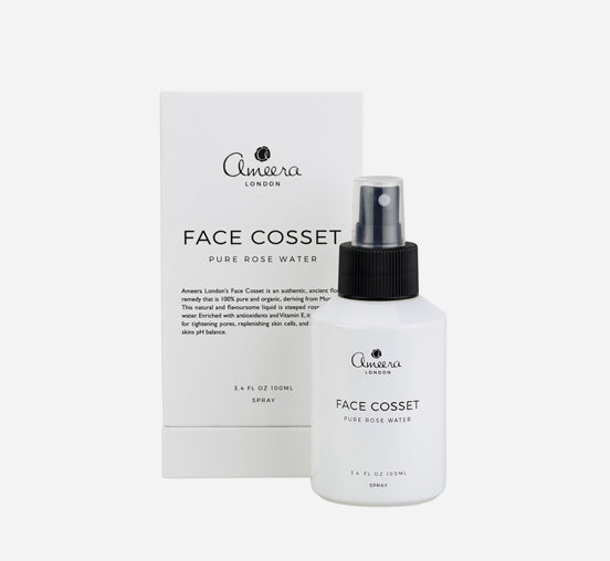 Ameera Face Cosset Pure Rose Water 100ml