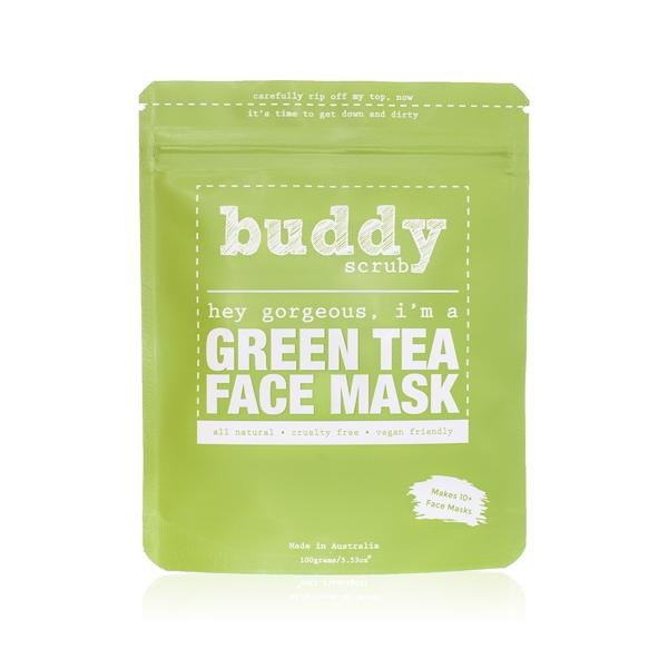 Buddy Green Tea Face Mask