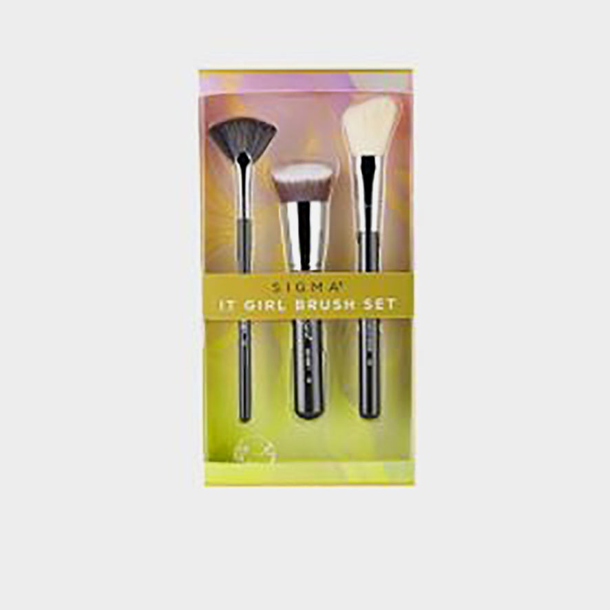Sigma It Girl Brush Set