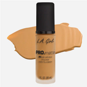 L.A. Girl PRO Matte Foundation (Soft Honey)