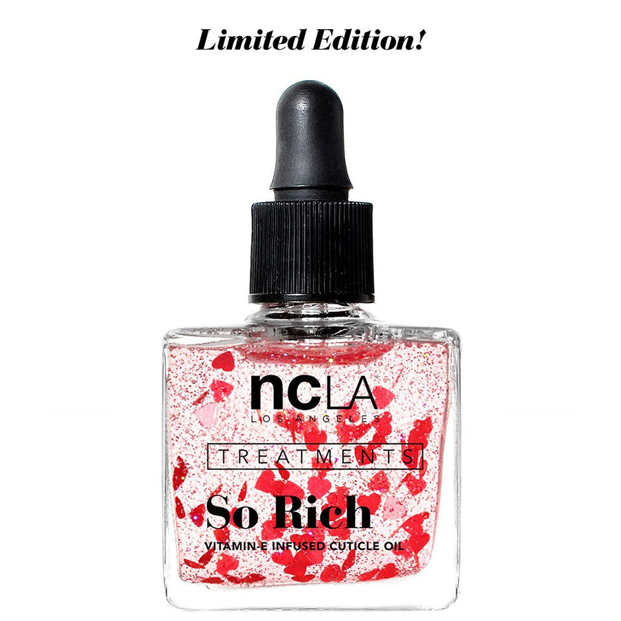 NCLA Nail Treatment So Rich (Love Potion)