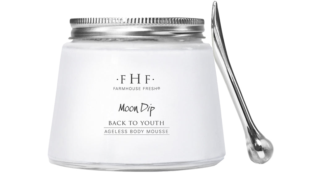 FHF Moon Dip Back To Youth Body Mousse