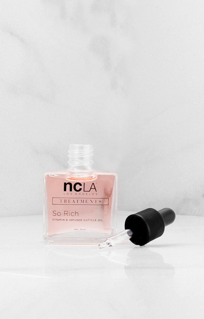 NCLA Nail Treatment So Rich (Vanilla Peach)