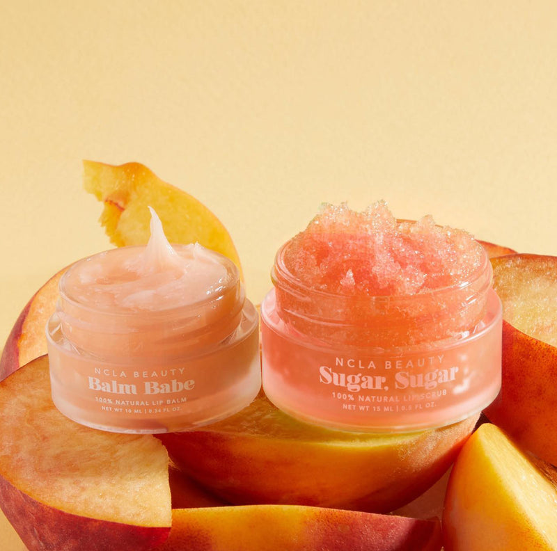 NCLA Lip Care Duo (Peach)