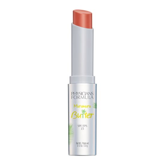 Physicians Formula Butter Lip Cream SPF15 (Brazilian Sunset) فيزيشان فورميلا: روج بتر واقي شمس ١٥ -برازيليان سان سيت