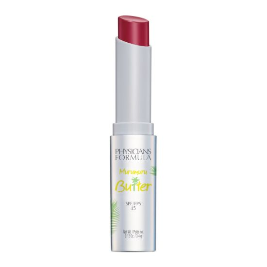 Physicians Formula Butter Lip Cream SPF15 (Acai Berry) فيزيشان فورميلا: روج بتر واقي شمس ١٥ -اساي بيري