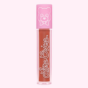 Lime Crime Plushies (Butterscotch) لايم كرايم: روج سائل كريمي بلاشيز -بترسكوتش