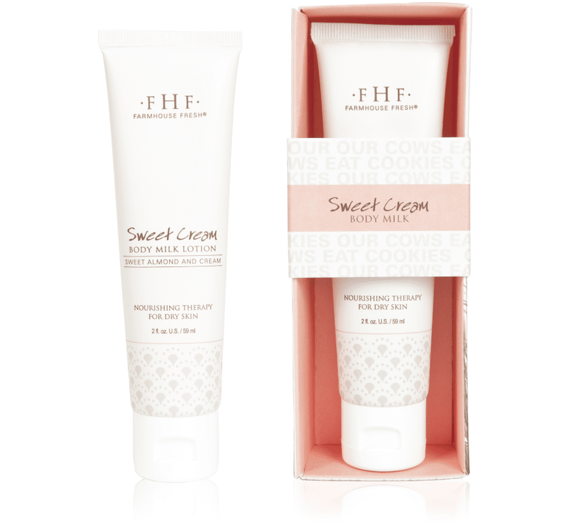 FHF Hand Lotion (Sweet Cream)