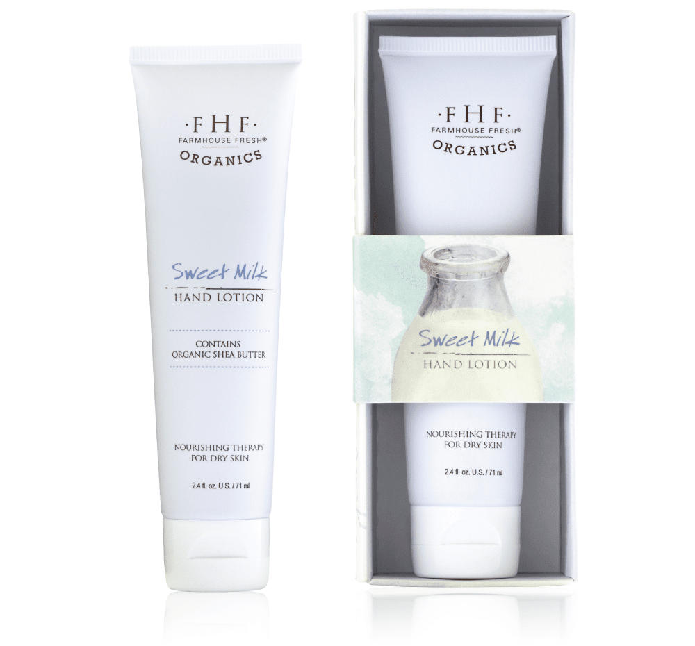 FHF Hand Lotion (Sweet Milk)