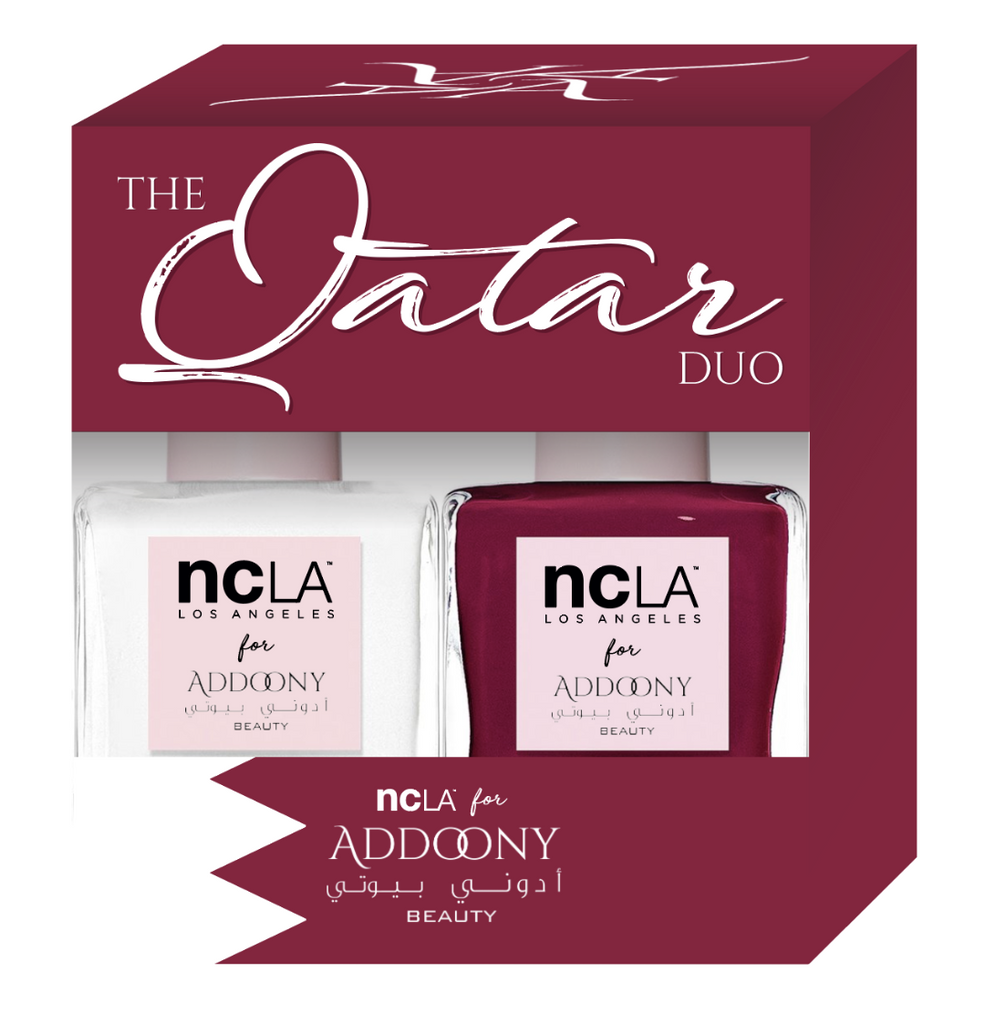 NCLA for Addoony Beauty (The Qatar Duo)
