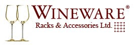 wineware.co.uk best wine rack designs in UK