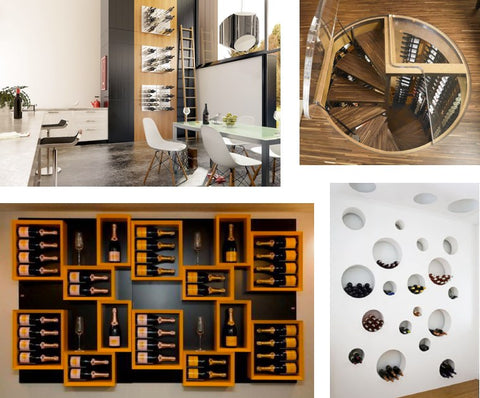 best modern wine cellar designs in UK
